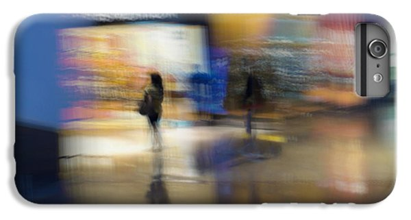 IPhone 6 Plus Case featuring the photograph On The Threshold by Alex Lapidus