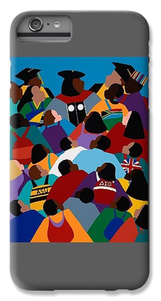 iPhone 6 Plus Case - Opportunity Is Here Asu by Synthia SAINT JAMES