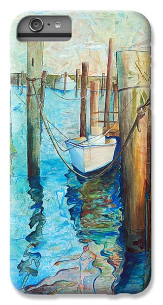 Boat iPhone 6 Plus Case - Oregon Inlet by Arlissa Vaughn
