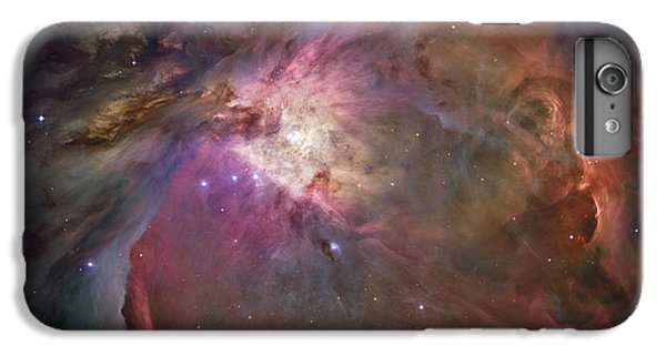 Orion Nebula IPhone 6 Plus Case by Sebastian Musial