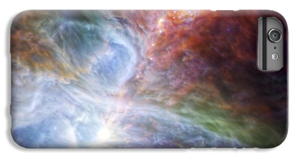 Orion's Rainbow Of Infrared Light IPhone 6 Plus Case by Adam Romanowicz