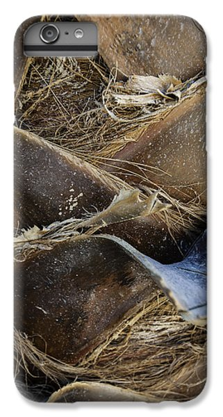 Palm Tree Bark IPhone 6 Plus Case