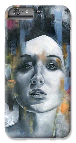 Portraits iPhone 6 Plus Case - Pandora by Patricia Ariel
