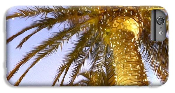 Paradise Palm IPhone 6 Plus Case