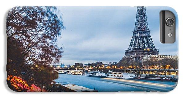 Paris IPhone 6 Plus Case by Cory Dewald