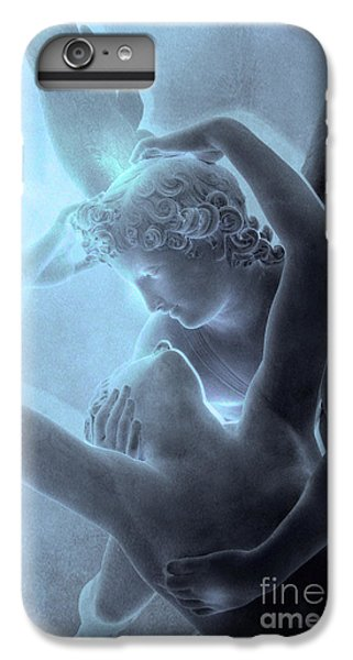Eros And Psyche Louvre Sculpture - Paris Eros And Psyche Romance Lovers  IPhone 6 Plus Case