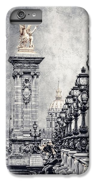 Paris Pompous 2 IPhone 6 Plus Case by Joachim G Pinkawa