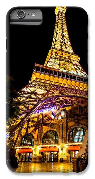 Paris Under The Tower IPhone 6 Plus Case by Az Jackson