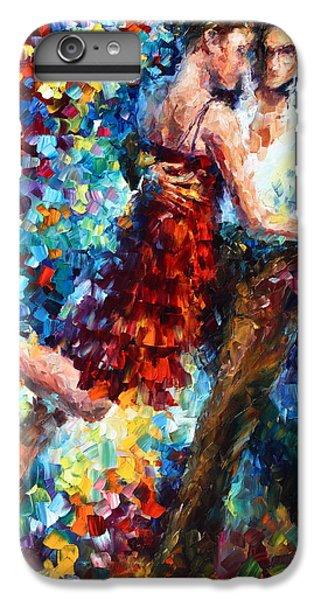 Afremov iPhone 6 Plus Case - Passion Dancing by Leonid Afremov