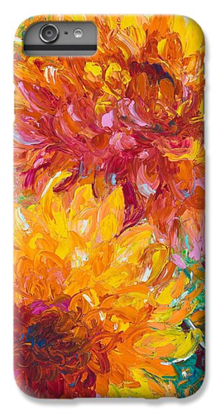 Passion IPhone 6 Plus Case by Talya Johnson