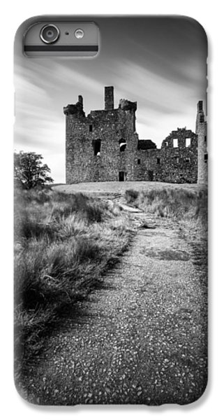 Fantasy iPhone 6 Plus Case - Path To Kilchurn Castle by Dave Bowman