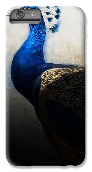 Peacock Portrait IPhone 6 Plus Case