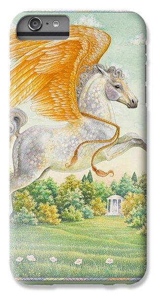 Pegasus iPhone 6 Plus Case - Pegasus by Lynn Bywaters