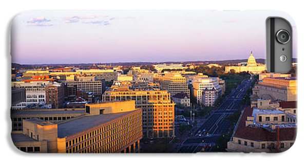 Pennsylvania Ave Washington Dc IPhone 6 Plus Case by Panoramic Images
