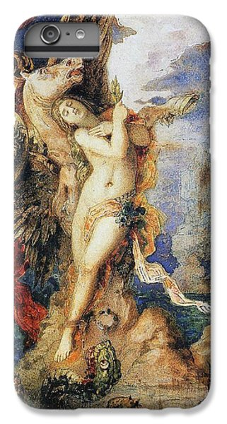 Perseus And Andromeda IPhone 6 Plus Case by Gustave Moreau