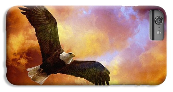 Perseverance IPhone 6 Plus Case by Lois Bryan