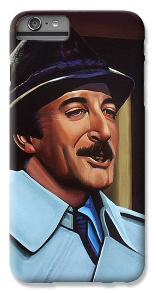Peter Sellers As Inspector Clouseau  IPhone 6 Plus Case