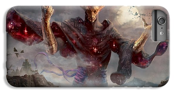 Magician iPhone 6 Plus Case - Phenax God Of Deception by Ryan Barger