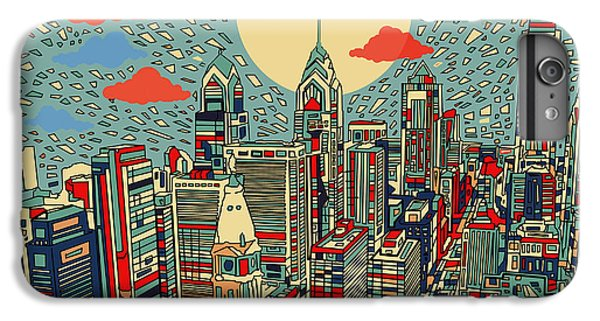 Philadelphia Dream 2 IPhone 6 Plus Case