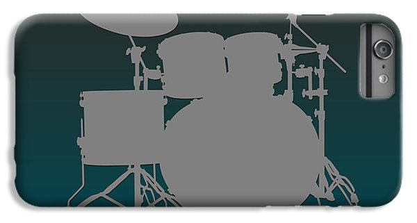 Philadelphia Eagles Drum Set IPhone 6 Plus Case by Joe Hamilton