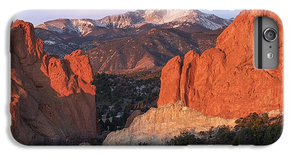 Pikes Peak Sunrise IPhone 6 Plus Case