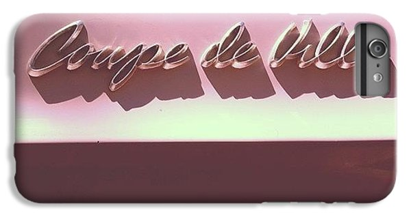 Classic iPhone 6 Plus Case - Pink Cadillac by Heidi Hermes