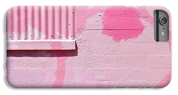 Pink Detail IPhone 6 Plus Case