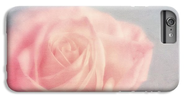 Rose iPhone 6 Plus Case - pink moments I by Priska Wettstein