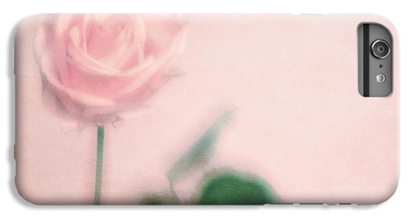 Rose iPhone 6 Plus Case - pink moments II by Priska Wettstein