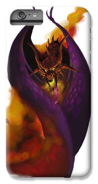 Dungeon iPhone 6 Plus Case - Pit Fiend by Matt Kedzierski