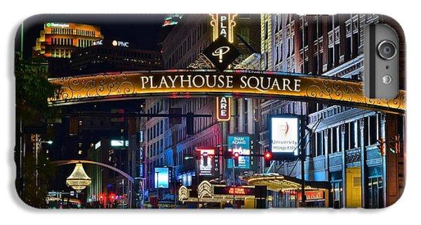 Playhouse Square IPhone 6 Plus Case