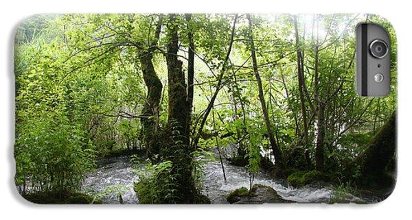 Plitvice Lakes IPhone 6 Plus Case