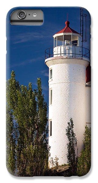 Point Betsie Lighthouse Michigan IPhone 6 Plus Case