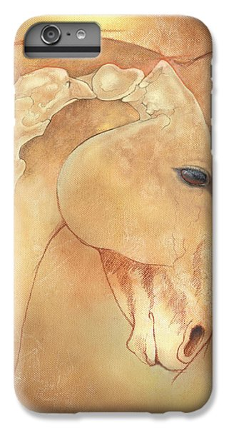 Poll Meet Atlas Axis IPhone 6 Plus Case by Catherine Twomey