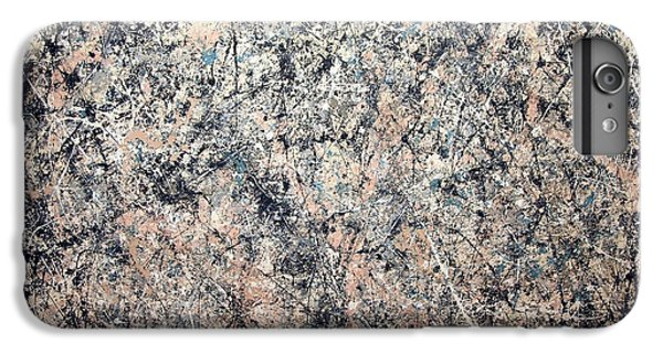 Pollock's Number 1 -- 1950 -- Lavender Mist IPhone 6 Plus Case