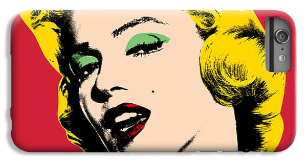 Pop Art IPhone 6 Plus Case by Mark Ashkenazi