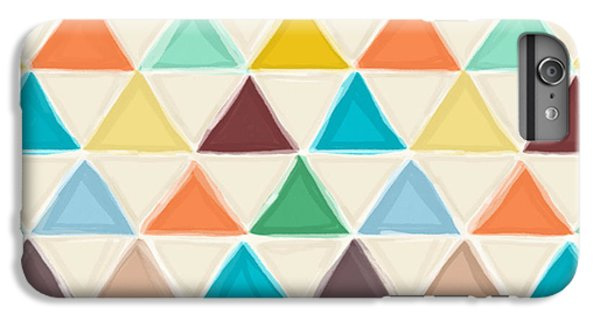 Portland Triangles IPhone 6 Plus Case by Sharon Turner