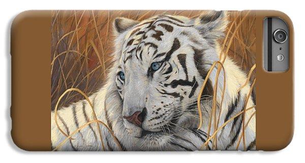 Portrait White Tiger 1 IPhone 6 Plus Case