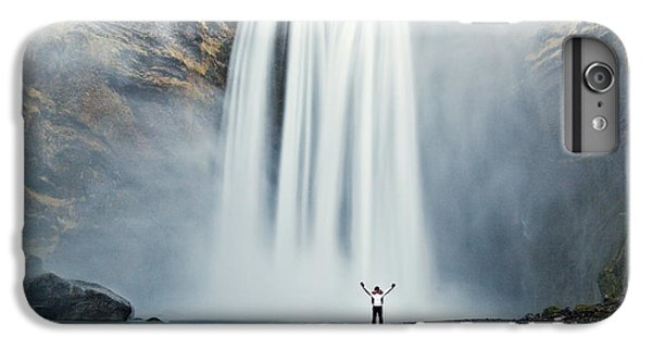 Power Of Elements IPhone 6 Plus Case by Matteo Colombo