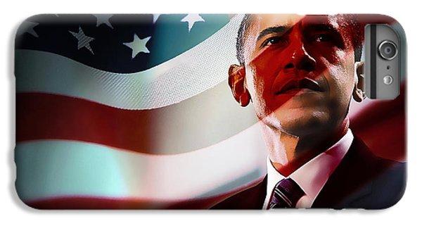 President Barack Obama IPhone 6 Plus Case