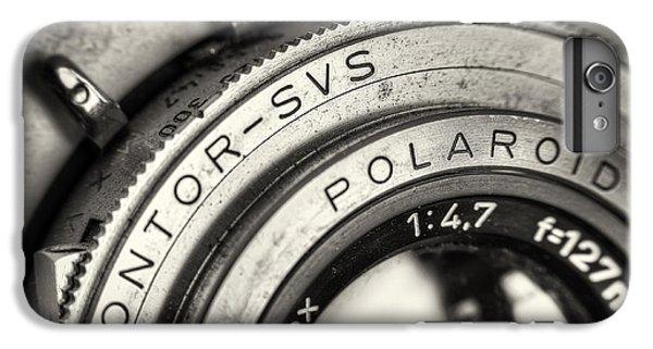 Prontor Svs IPhone 6 Plus Case by Scott Norris