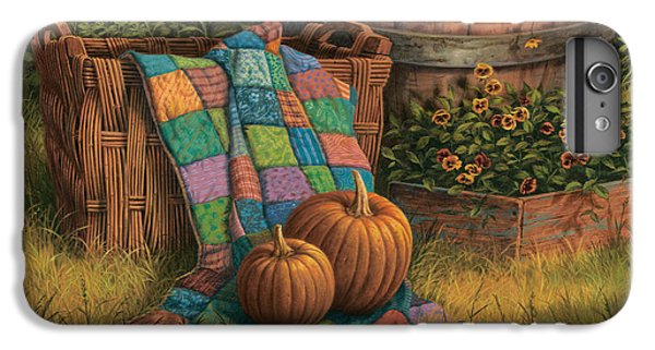 Pumpkins And Patches IPhone 6 Plus Case