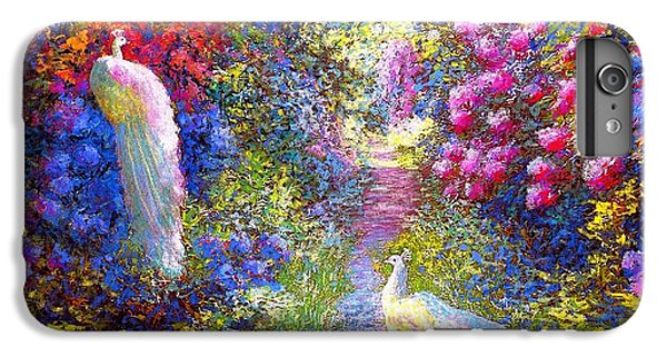 White Peacocks, Pure Bliss IPhone 6 Plus Case