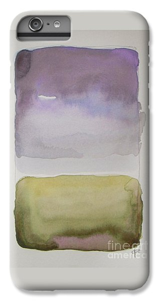 Purple Morning IPhone 6 Plus Case