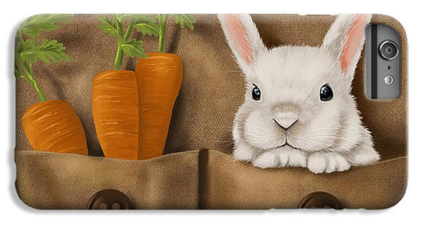 Rabbit Hole IPhone 6 Plus Case