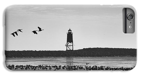 IPhone 6 Plus Case featuring the photograph Racine Lakefront by Ricky L Jones