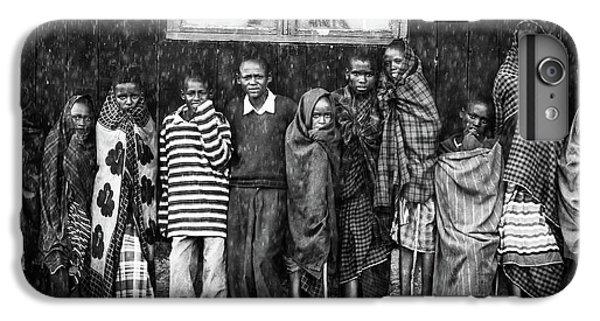 Africa iPhone 6 Plus Case - Rain Shelter by Goran Jovic