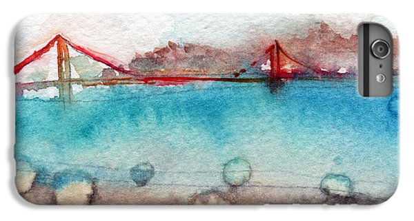 Rainy Day In San Francisco  IPhone 6 Plus Case
