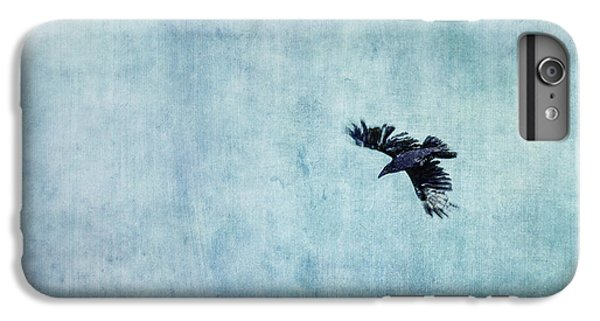 Ravens Flight IPhone 6 Plus Case by Priska Wettstein