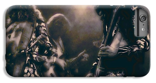 Raw Energy Of Led Zeppelin IPhone 6 Plus Case by Daniel Hagerman